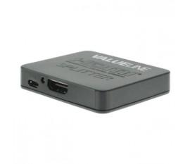 2-Port Splitter HDMI Noir
