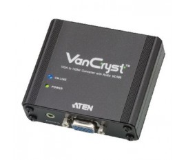 Convertisseur HDMI VGA Femelle 15p - Sortie HDMI
