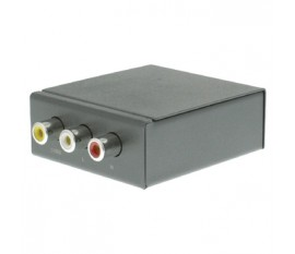 Convertisseur HDMI 3x RCA Female - Sortie HDMI