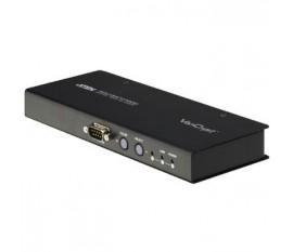 VGA / Audio Cat5 Recepteur 300 m