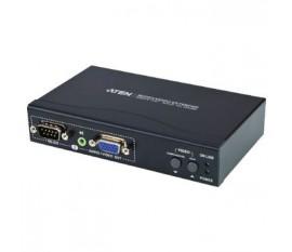 VGA / Audio Cat5 Recepteur 200 m