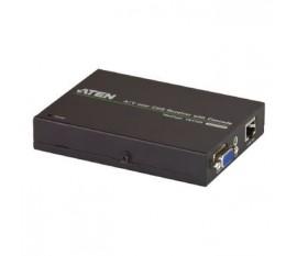 VGA / Audio Cat5 Recepteur 150 m