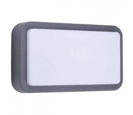 Applique LED Murale 7 W 630 lm Noir