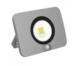 Projecteur LED avec capteur de mouvements 10 W 720 lm