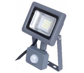 Projecteur LED avec capteur de mouvements 10 W 750 lm
