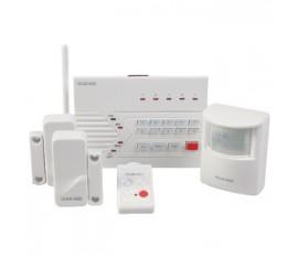 Kit alarme sans fil PSTN - 433 Mhz / 100 dB