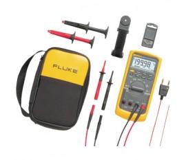 Multimètre numérique FLUKE 87-V/E2K/EUR TRMS AC 20000 chiffres 1000 VAC 1000 VDC 10 ADC