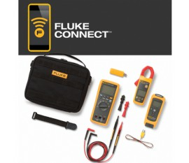 Ensemble d'appareils de mesure, Courant / Température
