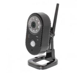 Ccaméra sans fil 2.4 GHz Intérieur VGA Noir