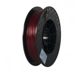 Filament PLA 1.75 mm Paquet de 2 Burgundy Red