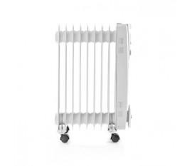 Radiateur à Huile Portable | 2000 W | Blanc