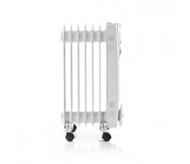 Radiateur à Huile Portable | 1500 W | Blanc