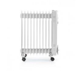 Radiateur à Huile Portable | 2500 W | Blanc