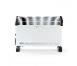 Radiateur Convecteur | 750/1 250/2 000 W | Turbo et Timer | Blanc