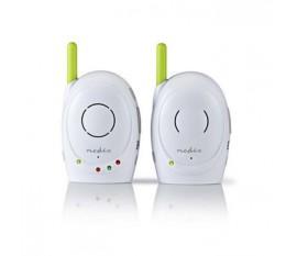 Écoute-Bébé Audio | 2.4 GHz | Fonction de Réponse
