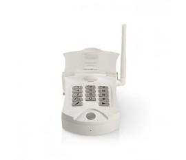Composeur pour Alarme de Sécurité Personnelle | RTCP | 3 Numéros Programmables | Fonctionne jusqu'à 60 m