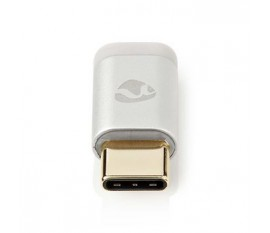 Adaptateur USB Type-C | Type-C Mâle - Micro B Femelle