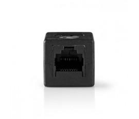 Adaptateur réseau Cat 5 | RJ45 (8P8C) Femelle - RJ45 (8P8C) Femelle
