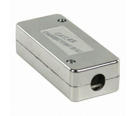 Boîtier de connexion réseau | Pour Câbles Réseau U/FTP - Métal