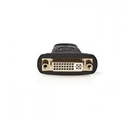 Adaptateur HDMI - DVI | Connecteur HDMI - DVI-D Femelle à 24 +1 Broches | Noir