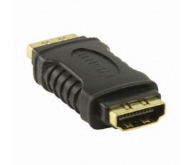 Adaptateur HDMI | HDMI Femelle - HDMI Femelle | Noir