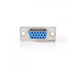 Connecteur Sub-D Haute Densité | VGA Femelle | Métal