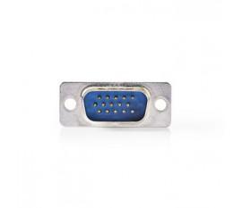 Connecteur Sub-D Haute Densité | VGA Mâle | Métal