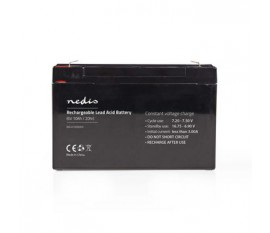 Batterie au Plomb-acide 6 V | 10 000 mAh | 151 x 50 x 95 mm