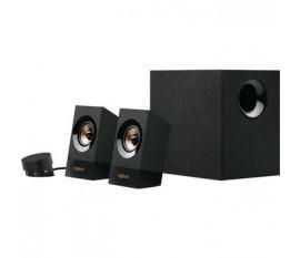Haut-parleurs 2x 3.5 mm 60 W Noir