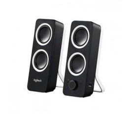 Haut-parleurs 2x 3.5 mm 5 W Noir