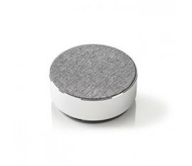 Haut-Parleur Bluetooth®   9 W   Design en métal   Aluminium Argenté