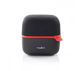 Haut-Parleur Bluetooth®   15 W   True Wireless Stereo (TWS)   Noir/Rouge