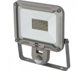 Projecteur LED avec capteur de mouvements 50 W 4770 lm Argent