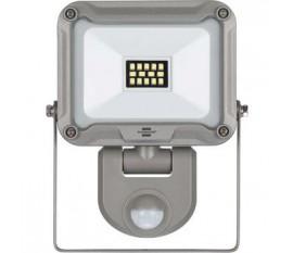 Projecteur LED avec capteur de mouvements 10 W 900 lm Gris