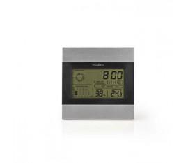 Station météo | Horloge | Humidité | Gris/Noir