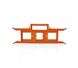 Support de rangement de câbles | Orange