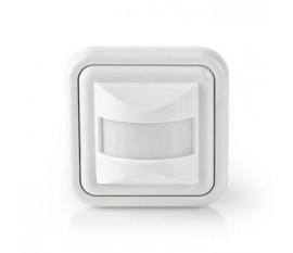 Détecteur de Mouvement | Installation à 2 ou 3 Fils | Paramètres d'Heure, de Lumière Ambiante et de Sensibilité Réglables