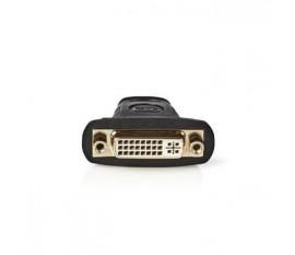 Adaptateur HDMI® vers DVI | Connecteur HDMI - DVI-D Femelle à 24 +1 Broches | Noir