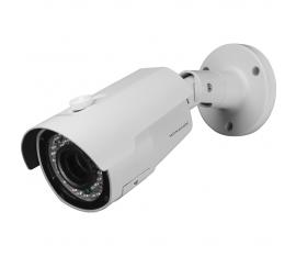 Monacor IOC-2812BV Caméra couleur dôme réseau 3 mégapixels