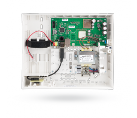 Centrale d'alarme JA100K avec transmetteur LAN intégré pour système JABLOTRON JA-100