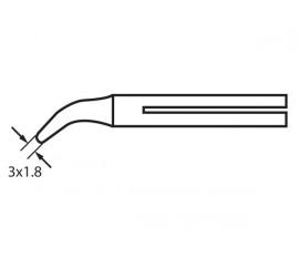 PANNE LONGUE DURÉE 32N/55N, 60W : CT-25D (3 x 1.8mm)