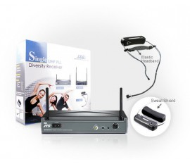 MICRO SANS FIL UHF SPECIAL FITNESS