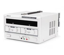 ALIMENTATION DE LABORATOIRE 0-30 VCC 0-20 A MAX / AVEC DOUBLE AFFICHEUR LED
