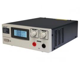 ALIMENTATION DE LABORATOIRE À DÉCOUPAGE 0-30 VCC / 0-20 A MAX / AVEC AFFICHEUR LCD