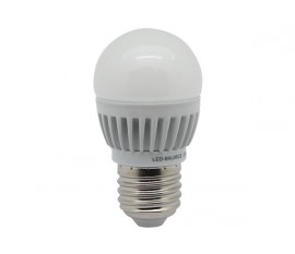 LAMPE LED - SPHÈRE - 3.5 W - E27 - 230 V - BLANC FROID