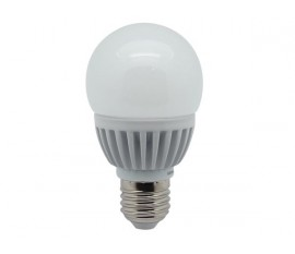LAMPE LED - STANDARD - 6 W - E27 - 230 V - BLANC