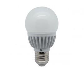 LAMPE LED - STANDARD - 6.5 W - E27 - 230 V - BLANC