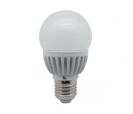 LAMPE LED - STANDARD - 6.5 W - E27 - 230 V - BLANC CHAUD