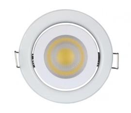 SPOT LED ENCASTRABLE 5 W - GU10 - 230 V - BLANC NEUTRE
