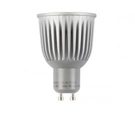 LAMPE LED GU10 - COB - 6 W - 3000 K